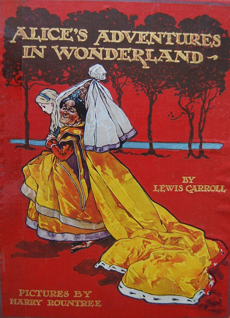 Fonds anglais : Alices adventures in Wonderland, cote : L1727