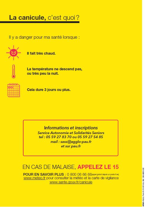 Flyer-canicule