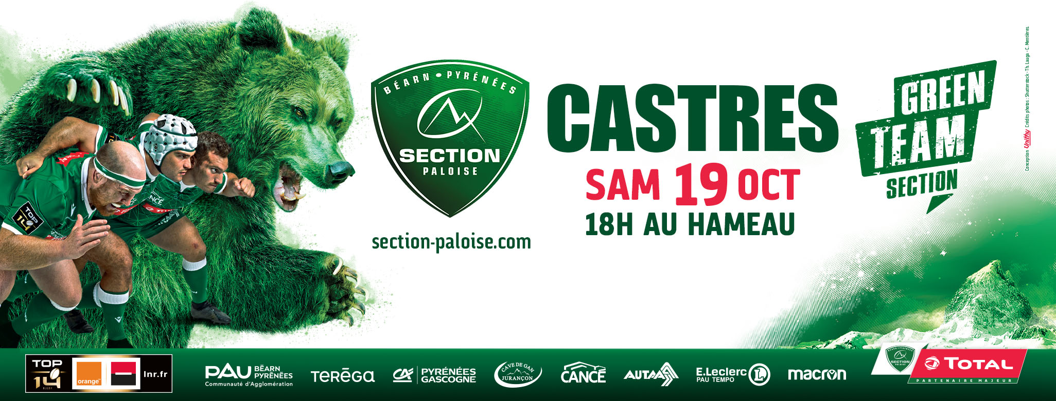 Section - Castres