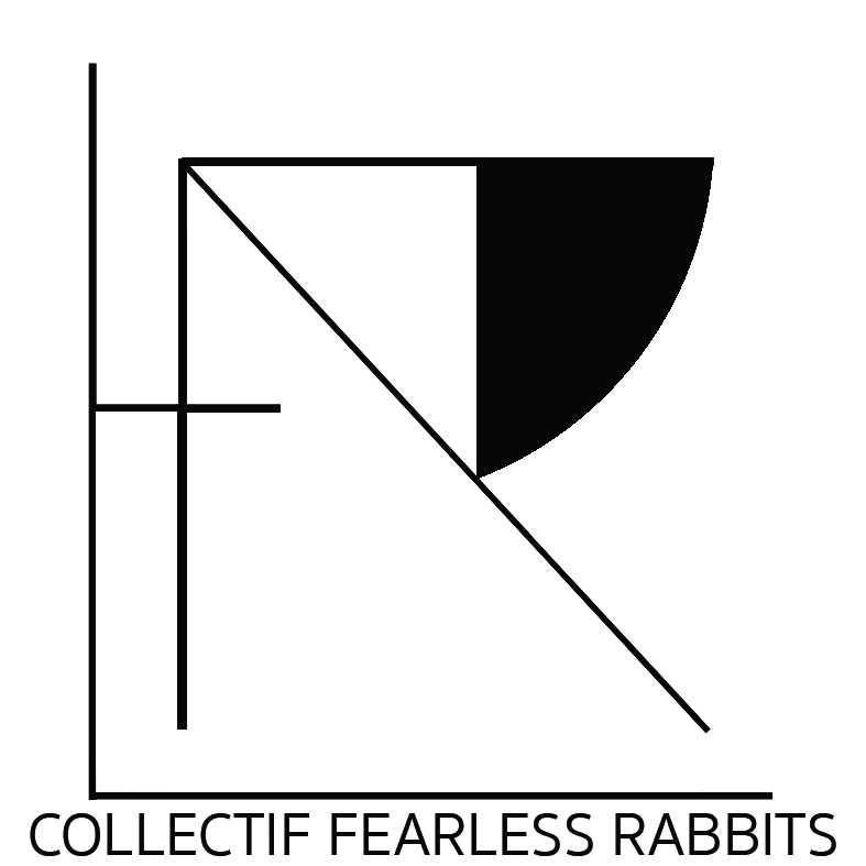 "Collectif  ""fearless rabbits"""