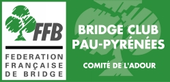 Bridge club  pau-pyrenees