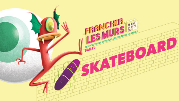 Franchir Les Murs : focus sur la culture skateboard